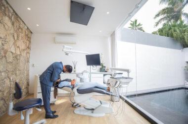 dbanie o jakość powietrza w gabinecie stomatologicznym